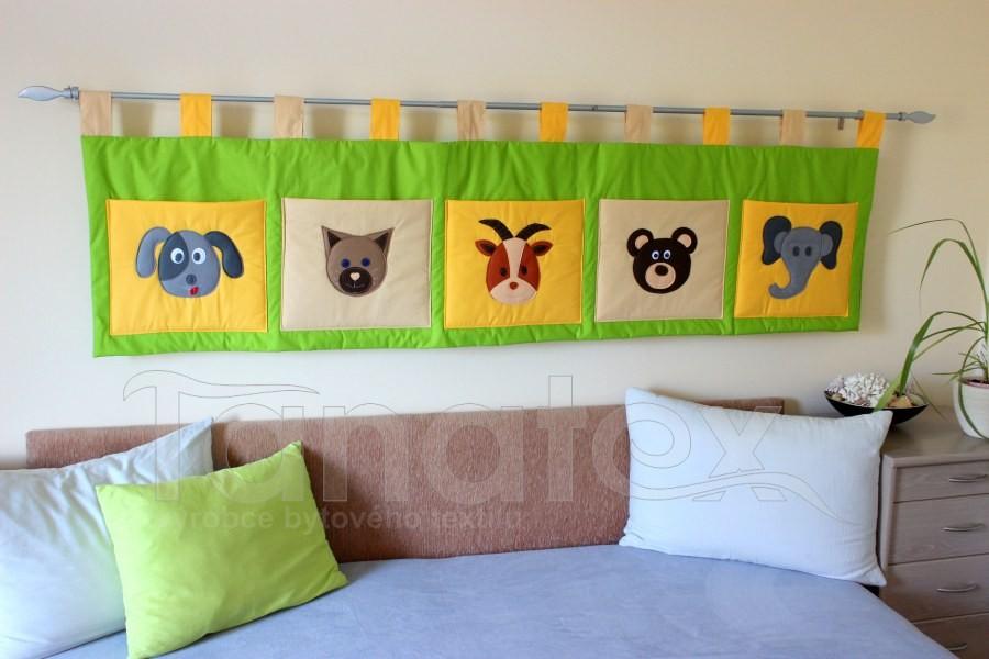 Kapsář - Zvířátka na zelené